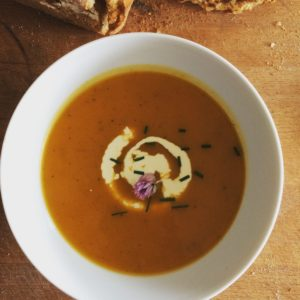Butternut Squash and Carrot
