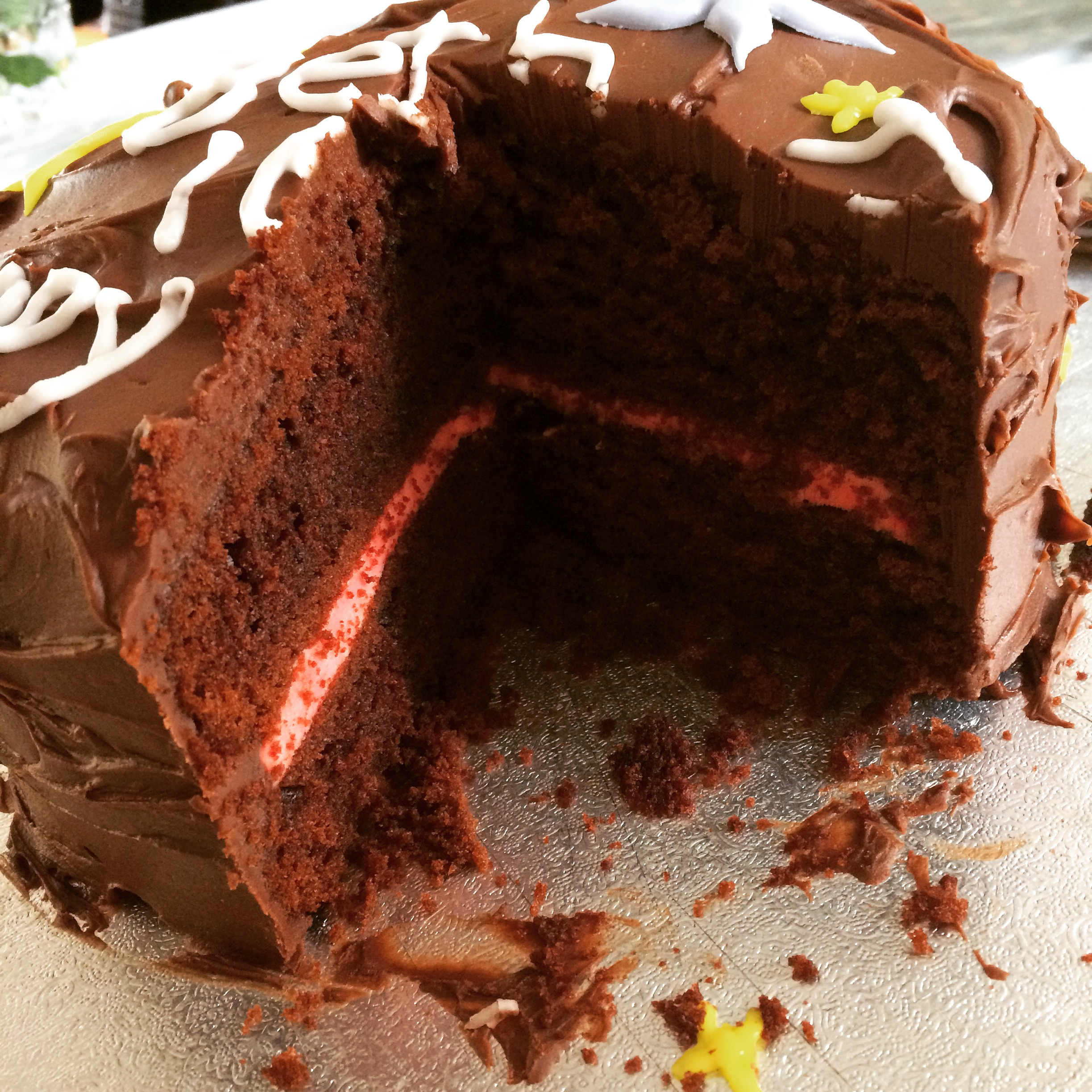 Cakes Based On Your Favourite Chocolate Bar – Turkish Delight